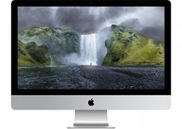 Apple iMac Retina 5K MF885D/A  68,6 cm (27 Zoll) Desktop-PC (Intel Core i5, 3,3GHz, 8GB RAM, 1TB HDD,Mac OS) - 1