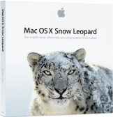 Apple Mac OS X 10.6.3 Snow Leopard Upgrade - 1