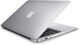 Apple MacBook Air 33,78 cm (13,3 Zoll) Notebook (Intel Dual-Core i5, 1.4GHz, 4GB RAM, 128GB Flash-Speicher) - 1