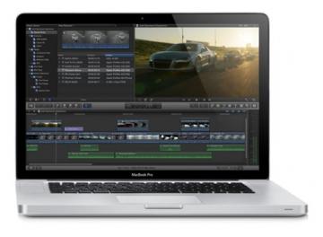 Apple MacBook Pro MD101D/A 33,8 cm (13,3 Zoll) Notebook (Intel Core i5 3210M, 2,5GHz, 4GB RAM, 500GB HDD, Intel HD 4000, Mac OS) - 1
