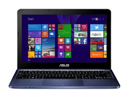 Asus F205TA-FD0063TS 29,5 cm (11,6 Zoll) Notebook (Intel Atom Z3735F, 2GB RAM, 32GB eMMC, HD Graphic, Win 10 Home) blau - 1
