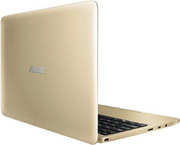 Asus F205TA-FD0066TS 29,5 cm (11,6 Zoll) Notebook (Intel Atom Z3735F, 2GB RAM, 32GB eMMC, HD Graphic, Win 10 Home) gold