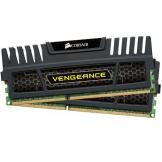 Corsair Vengeance Schwarz 8GB (2x4GB) DDR3 1600 MHz (PC3 12800) Desktop Arbeitsspeicher (CMZ8GX3M2A1600C9) - 1