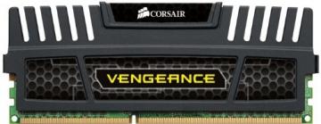 Corsair Vengeance Schwarz 8GB (2x4GB) DDR3 1600 MHz (PC3 12800) Desktop Arbeitsspeicher (CMZ8GX3M2A1600C9)