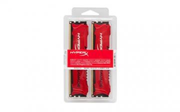 HyperX Savage HX316C9SRK2/16 Arbeitsspeicher 16GB (1600MHz, CL9) DDR3-RAM Kit (2x8GB)