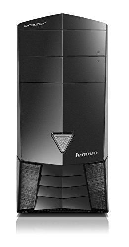 Lenovo Erazer X310 Desktop-PC (Intel Core i7-4790, 3,6GHz, 8GB RAM, 2TB HDD, 256GB SSD, NVIDIA GeForce GTX 750TI 2GB, DVD, Win 8.1) schwarz - 1