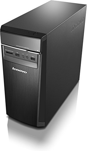 Lenovo H50-50 ES Desktop-PC (Intel Core i3-4160, 3,6GHz, 8GB RAM, Hybrid 1TB HDD + 8GB SSHD, NVIDIA GeForce GTX 750TI/2GB, DVD, Win 8.1) schwarz