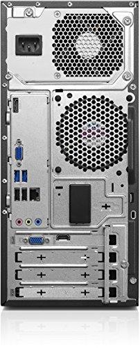Lenovo H50-50 ES Desktop-PC (Intel Core i3-4160, 3,6GHz, 8GB RAM, Hybrid 1TB HDD + 8GB SSHD, NVIDIA GeForce GTX 750TI/2GB, DVD, Win 8.1) schwarz