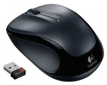 Logitech M325 Mouse silber - 1