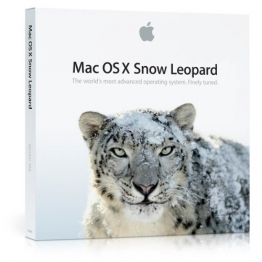 Mac OS X Snow Leopard v. 10.6 Update (Mac DVD) - 1
