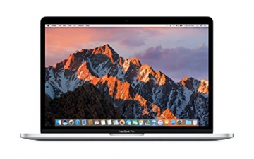 Apple MacBook Pro Late 2016 Silver 256 GB -