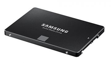 Samsung MZ-75E250B/EU 850 EVO interne SSD 250GB (6,4 cm (2,5 Zoll), SATA III) schwarz