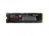 Samsung MZ-V6E500BW SSD 960 Evo NVMe M.2 500 GB mit bis zu 3.200MB/s sequentielle Lese und 1.900MB/s Schreibgeschwindigkeit -