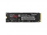 Samsung MZ-V6P1T0BW SSD 960 Pro NVMe M.2 1 TB mit bis zu 3.500MB/s sequentielle Lese und 2.100MB/s Schreibgeschwindigkeit -