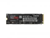 Samsung MZ-V6P512BW SSD 960 Pro NVMe M.2 512 GB mit bis zu 3.500MB/s sequentielle Lese und 2.100MB/s Schreibgeschwindigkeit -
